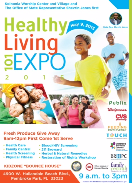 health living 101 expo 2015
