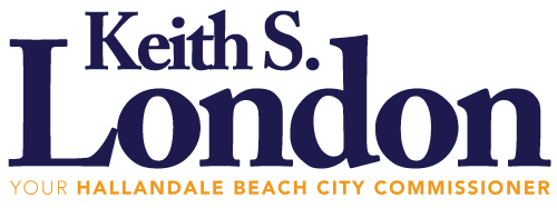 keith london city commisioner logo